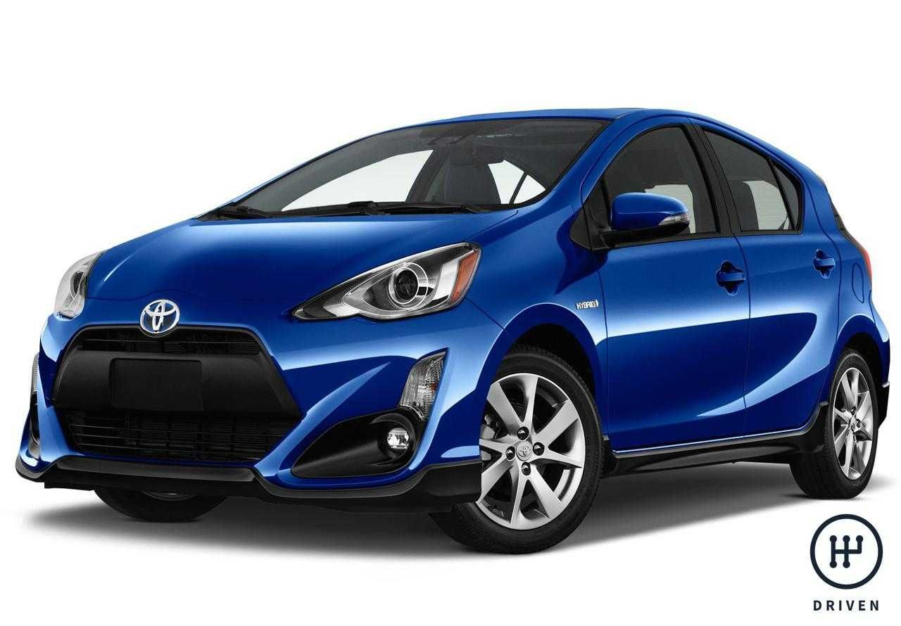 Toyota 2017 Prius C Technical Features Pictures Hibrit