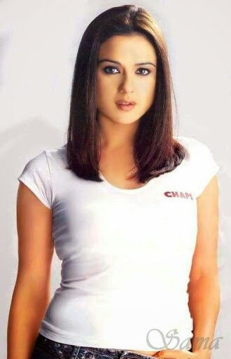 Preity Zinta  Fashion, T Shirts For Women, Preity Zinta-9741