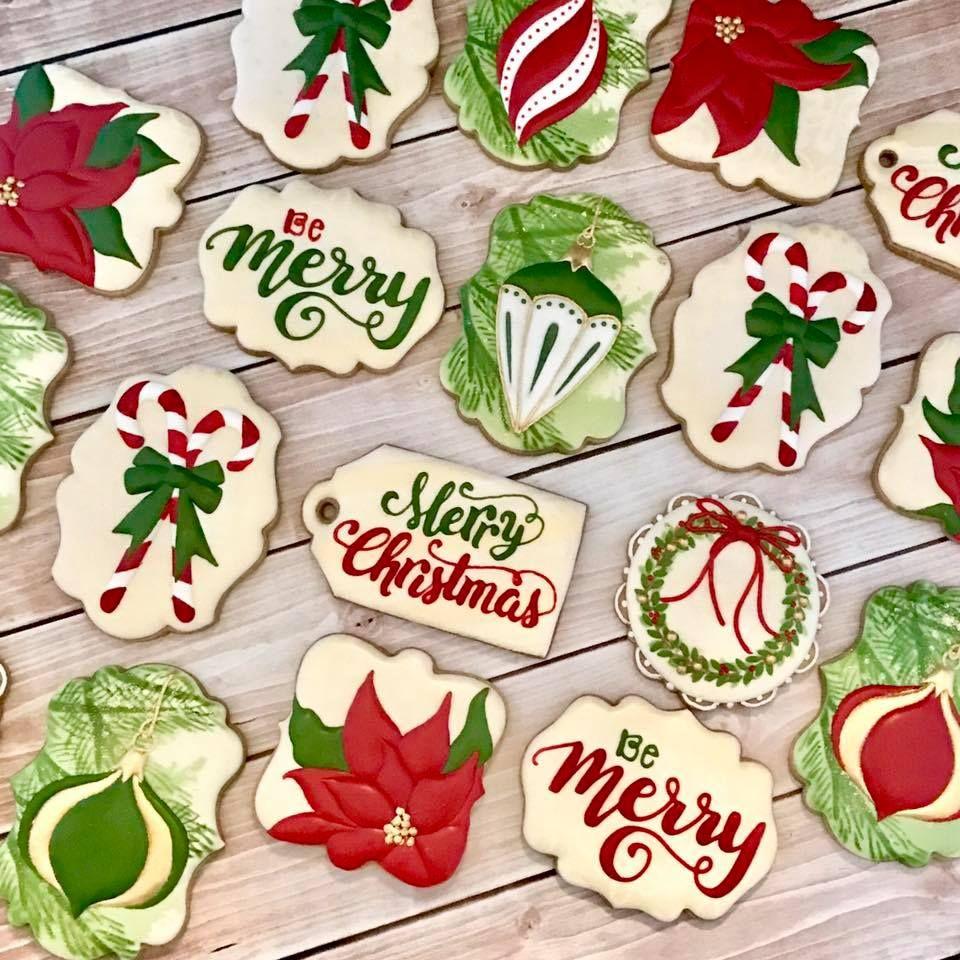 Merry Christmas Cookie Cookies Christmas In 2019 Christmas