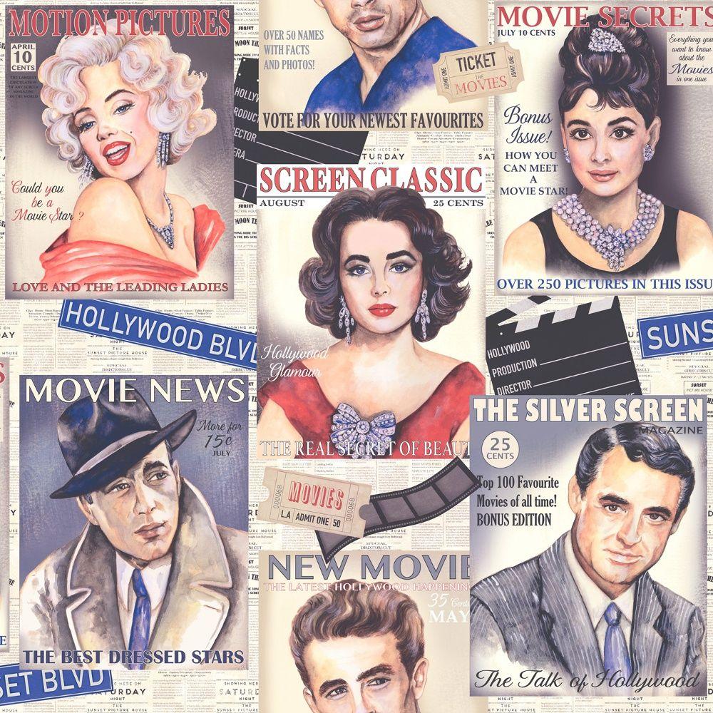 Rasch Movie Star Poster Marilyn Monroe James Dean Wallpaper 239300