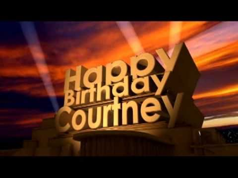 Happy Birthday Courtney Birthday Wishes For Son Birthday Quotes Funny For Him Happy Birthday Maria