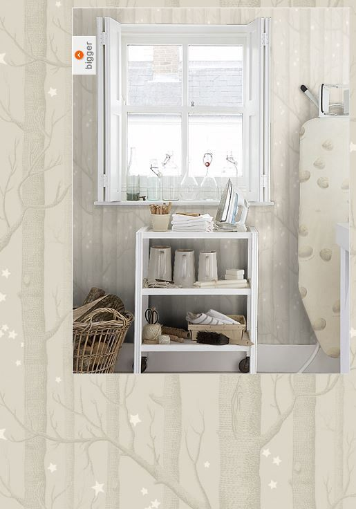Woods And Stars By Cole Son Grey Wallpaper 103 11048