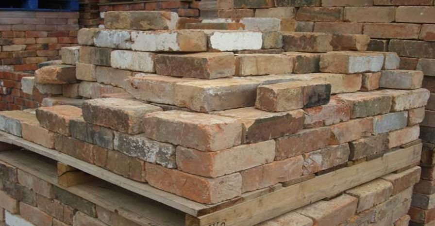 Australian Recyclers is largest second hand bricks recycled