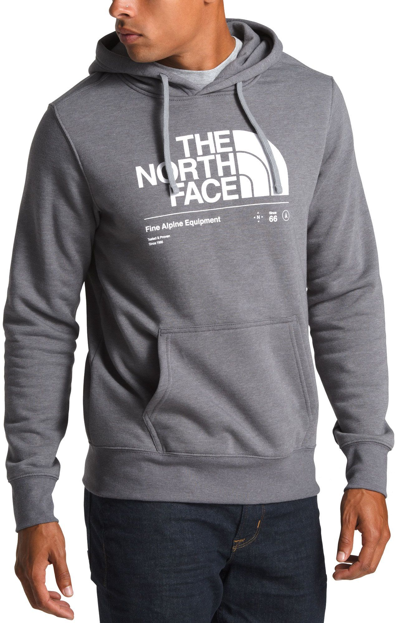 6fcea6d4b The North Face Men's Half Dome Explore Hoodie, Size: Small, Blue in ...
