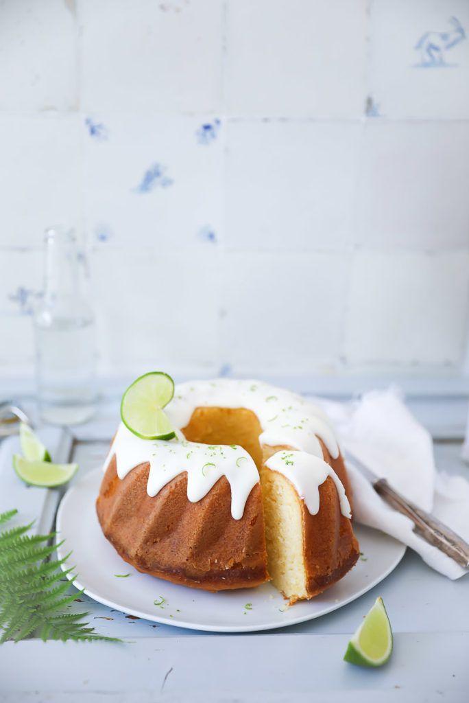 Rezept Fur Gin Tonic Kuchen Ein Limetten Gugelhupf Mit Gin Und Tonic Rezept Backrezepte Kuchen Mit Alkohol Und Kuchen Rezepte Einfach