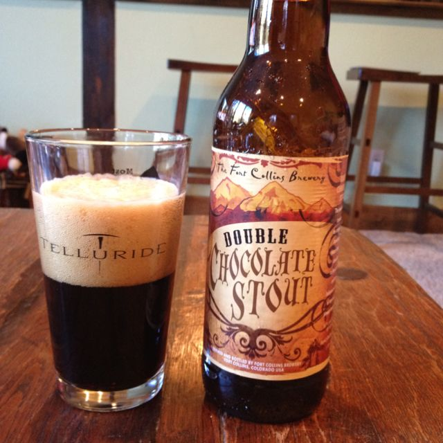 Fort Collins Brewery Double Chocolate Stout...