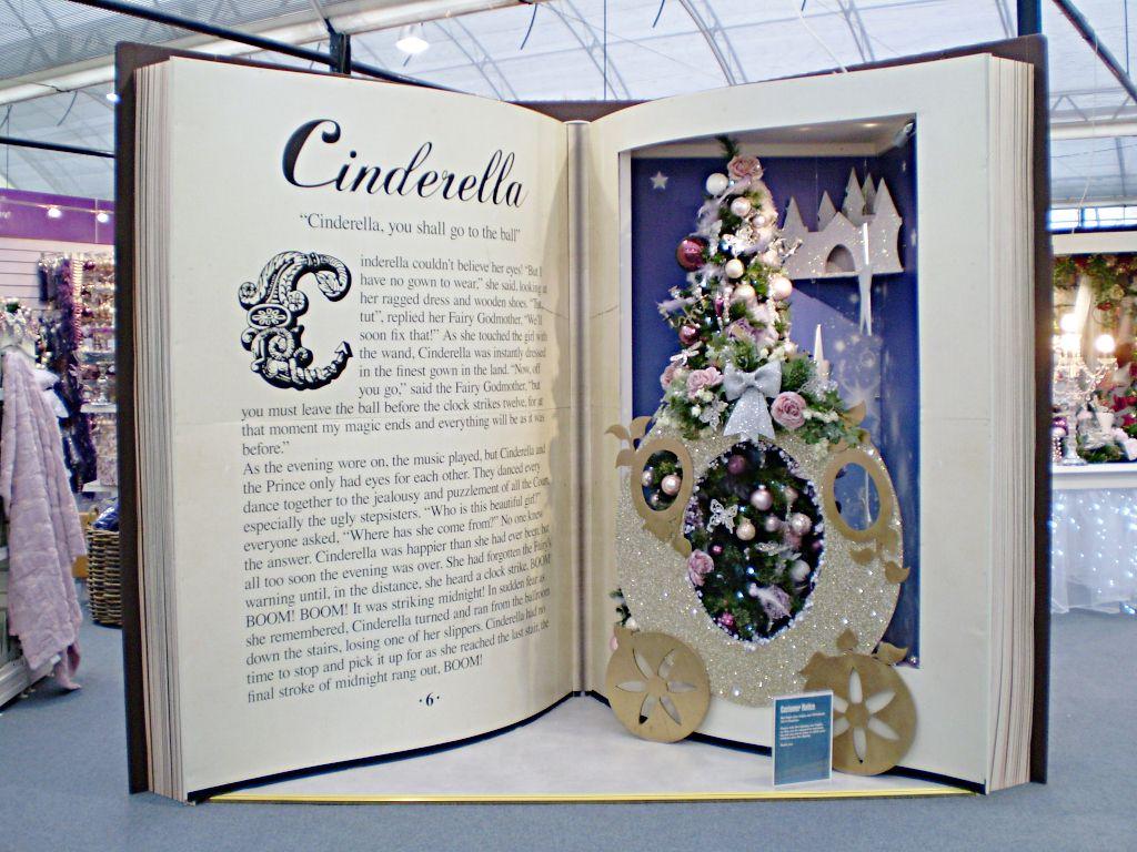 Cadbury Garden Centre Christmas Rozhdestvenskie Fonari Cvetochnye Fei Prazdnichnye Ukrasheniya