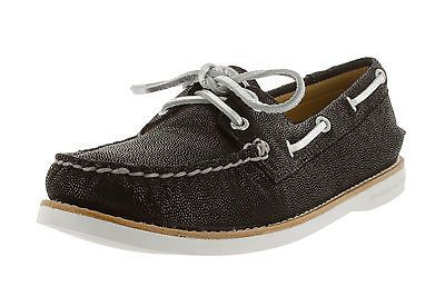 Sperry Top-Sider Women's Gold Authentic Original 2-Eye Boat Shoe