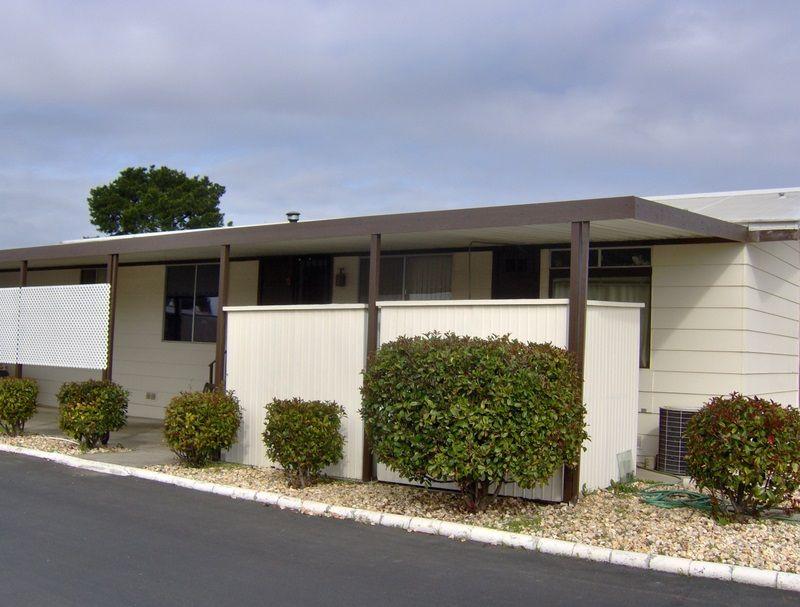 Company repairs mobile homes, adding skirting, awnings