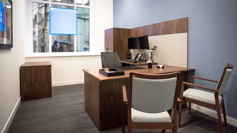Beautiful Executive Desk | Contemporary U0026 Bespoke Office Furniture | Frem Group