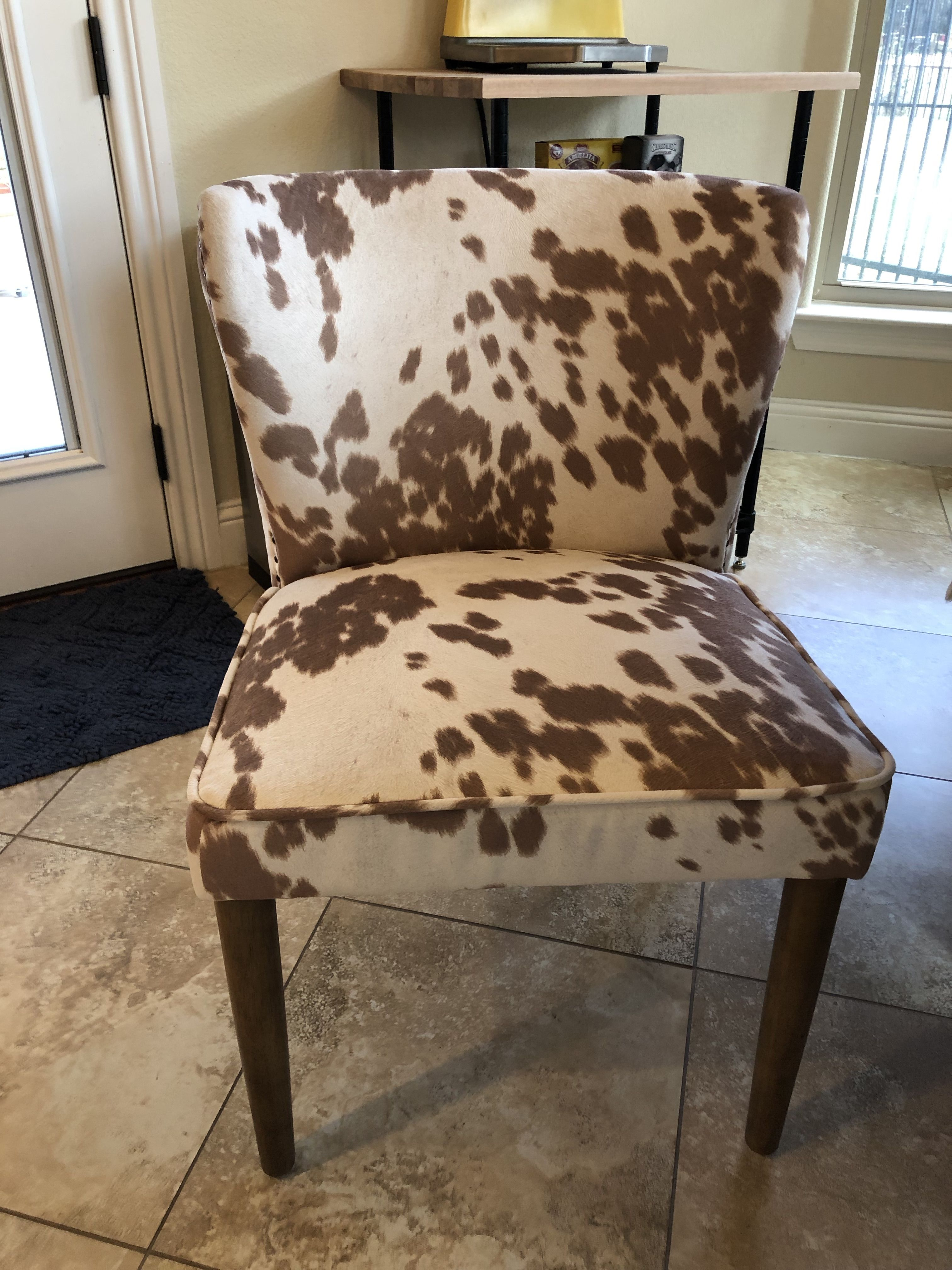 Cow Print Dining Chairs From World Market Chair Dining Chairs