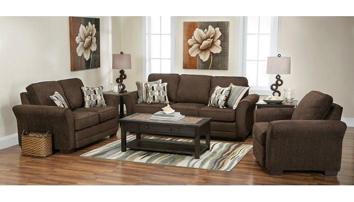 Slumberland Furniture Boston Collection Brown 8 Pc Room Package Slumberland Furniture Stores And Mattress S Slumberland Furniture Furniture Room Packages