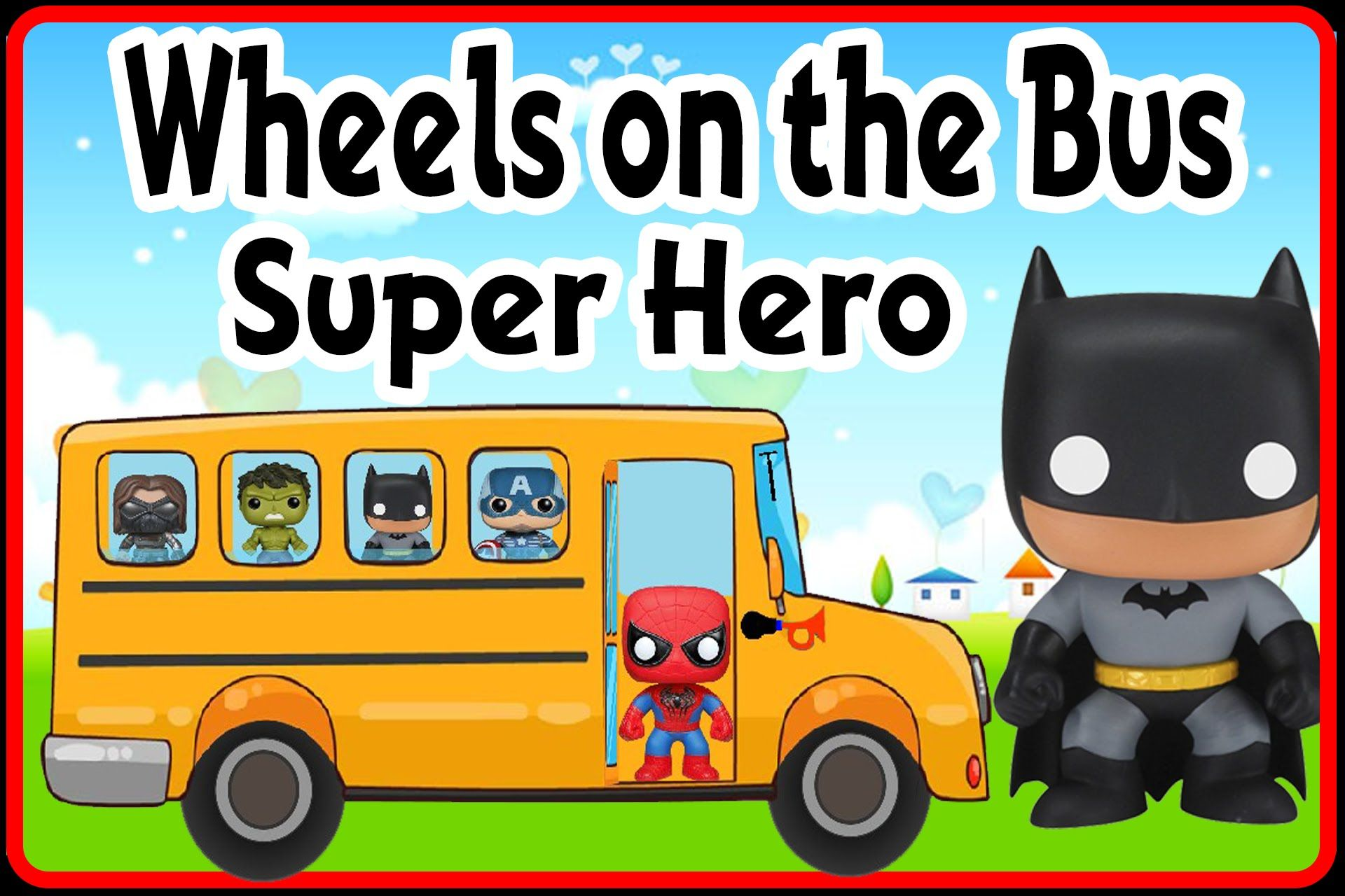 Preschool And Kindergarten Songs The Advenger Super Hero