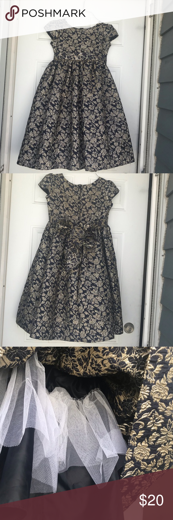 Photo of Girl dress size 10 Cinderella dress for girl size 10 Like new in great conditi…