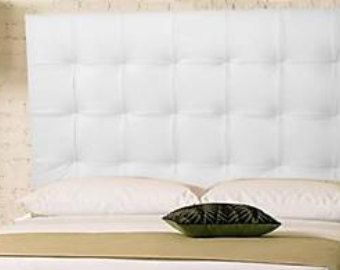 wall mounted tall fabric headboards wall mounted queen size extra tall headboard upholstered. Black Bedroom Furniture Sets. Home Design Ideas