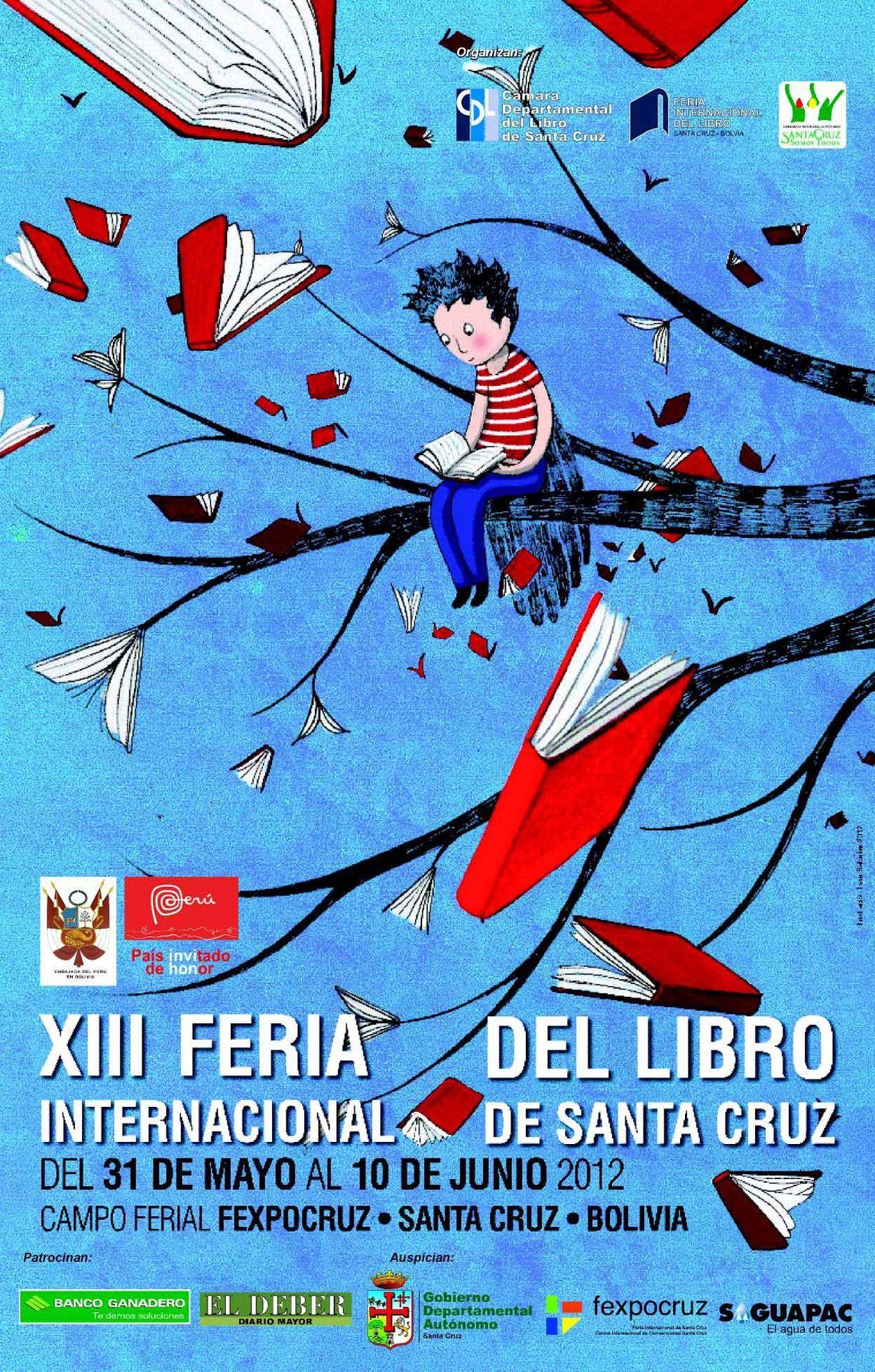 XIII Feria Internacional del Libro de Santa Cruz