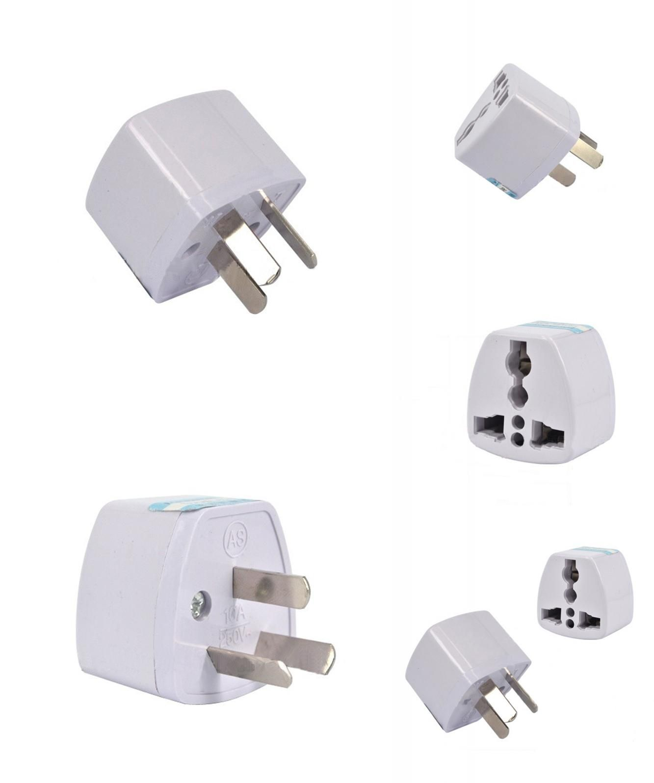 Visit To Buy High Quality Universal Power Adapter Travel Adaptor 3 Double Poles 2p Elcb Earth Leakage Circuit Breaker Diy Electricals Pin Au Converter