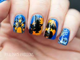Resultado de imagen de halloween nails