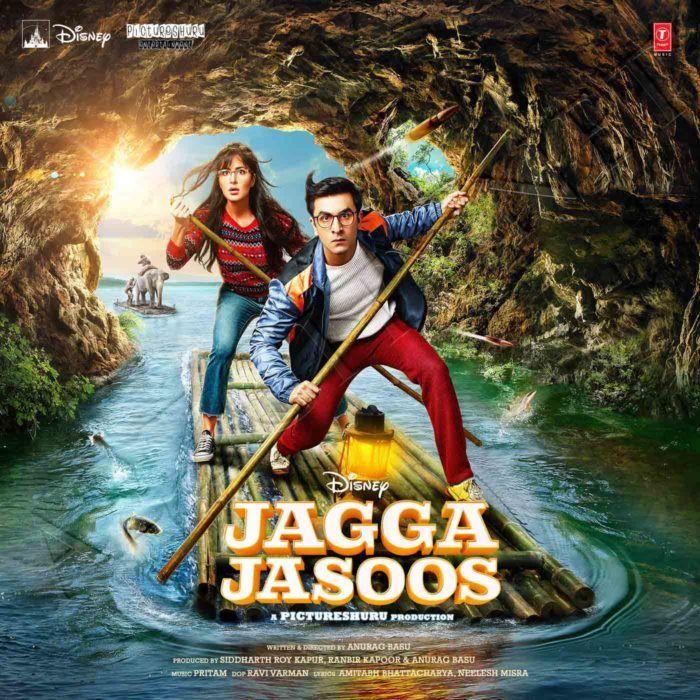 JAGGA JASOOS (2017) con KATRINA KAIF + Jukebox + Sub. Español + Online  79a561cea538955be138bc57d0f22b60