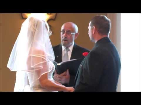 Gerald DawnMarie Stempin Videos Of Nuptials
