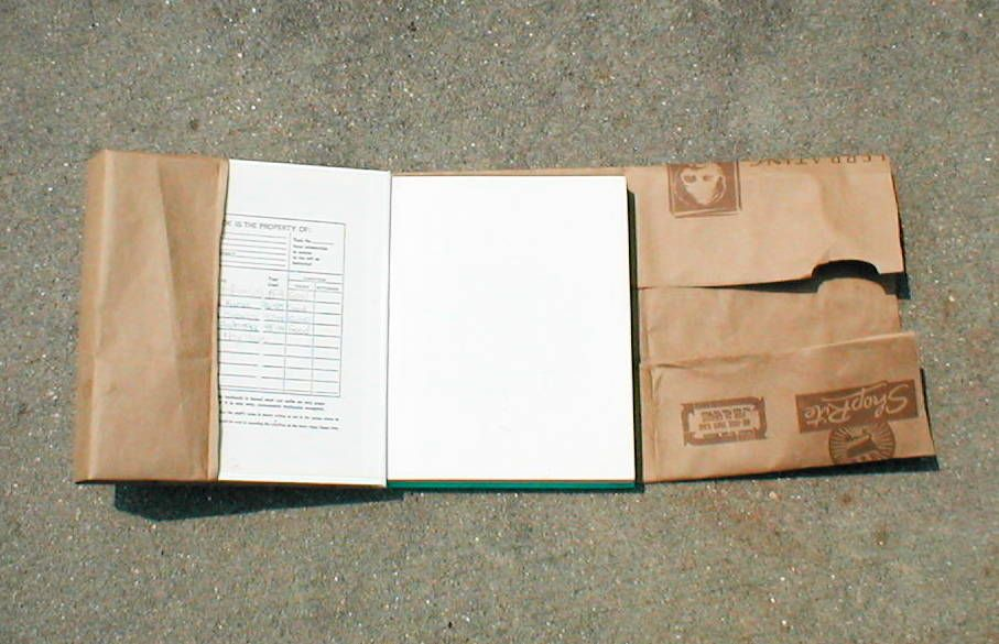 Easy Instructions for Making a Paper Bag