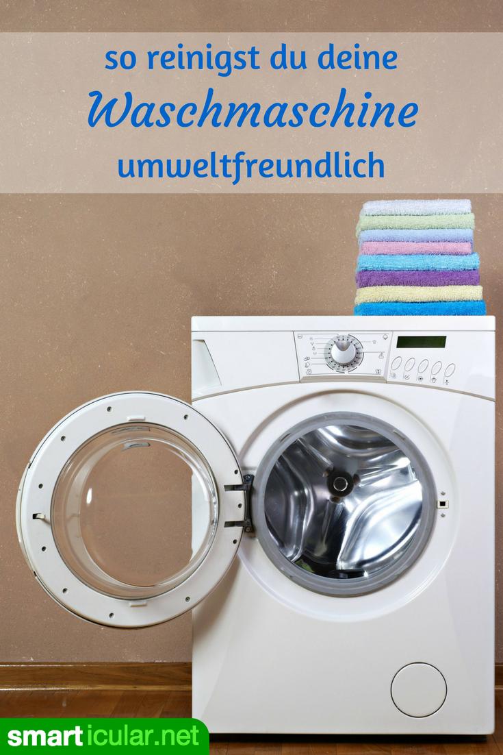 waschmaschine umweltfreundlich reinigen mit hausmitteln. Black Bedroom Furniture Sets. Home Design Ideas