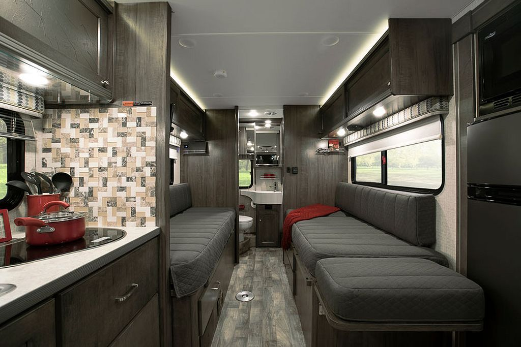 202 Modern Interior Ideas for RV Camper | Pinterest | Rv campers ...