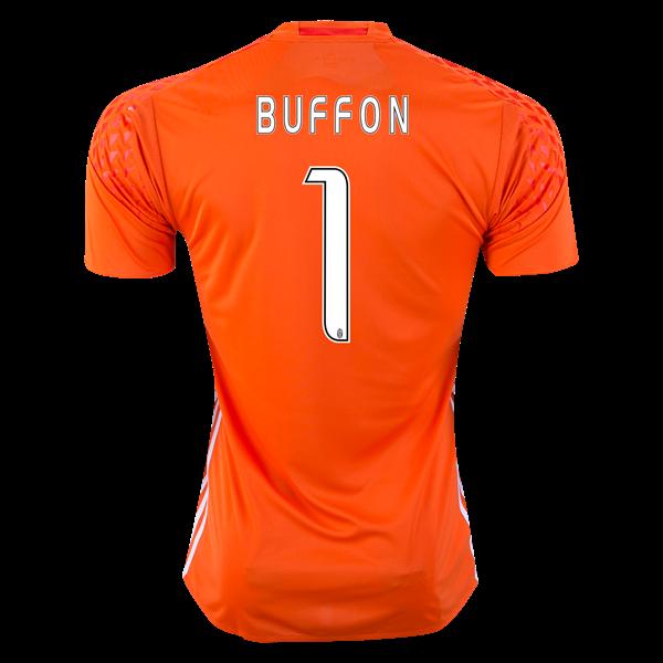 finest selection 7ab1b 4c82f adidas Gianluigi Buffon Juventus Goalkeeper Jersey 16/17 ...