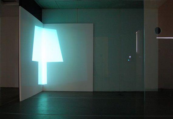 lamp en esquina