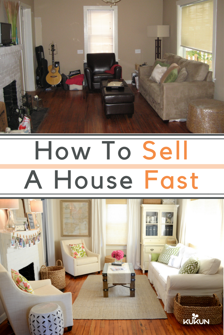 Effective And Easy Tips To Sell A House Fast Home Staging Home