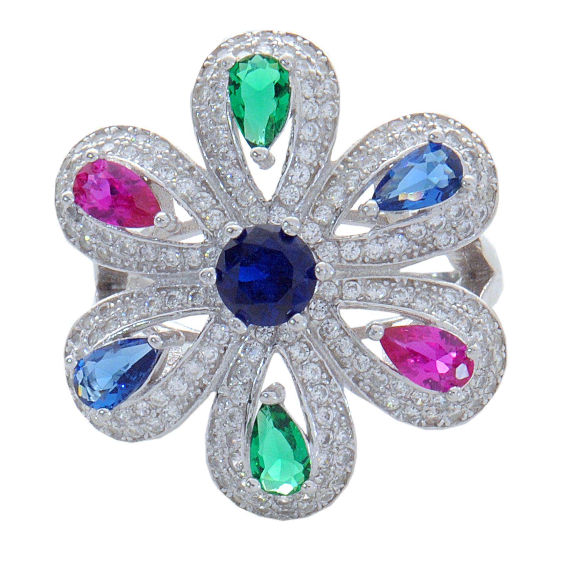 amansilver designer sterling silver rings 925