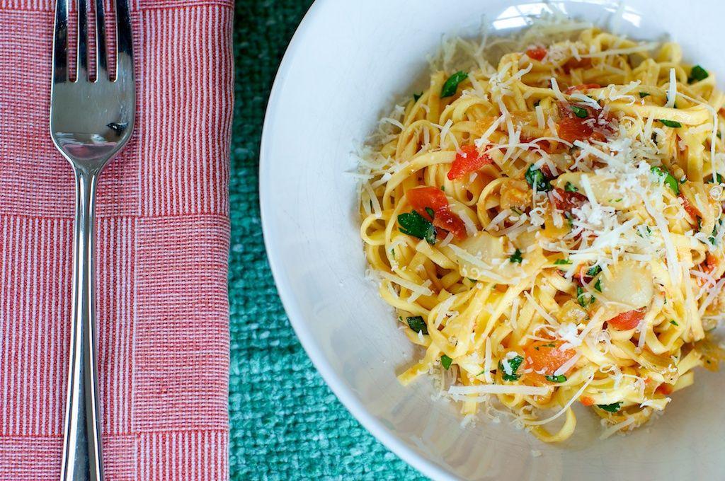 Razor Clam Linguini Clean recipes, Pasta plus, Razor