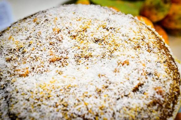 Chocolate coconut cake with reduced sugar and no butter all in one chocolate coconut cake with reduced sugar good food everyday forumfinder Gallery