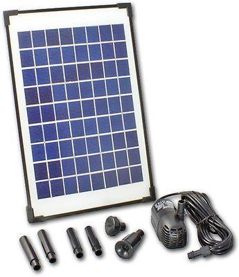 Clgarden Solarpumpe Sps4 Solar Springbrunnen Pumpe Bachlauf