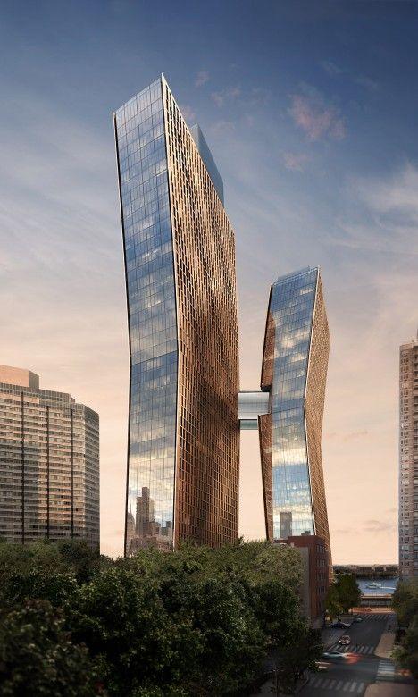 Modern Architecture New York 626 first avenueshop architects | modern architecture