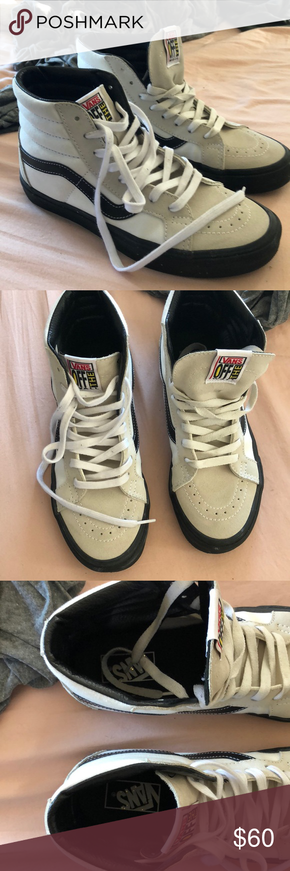 vans suede high tops vans off the wall suede edition on off the wall id=44697
