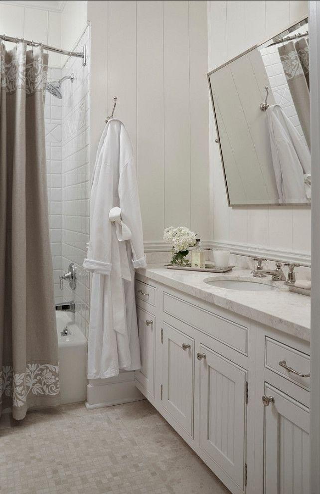 Bathroom Walls Bain Romantique, Toilettes, Salle De Bain, Charme, Salles De  Bains