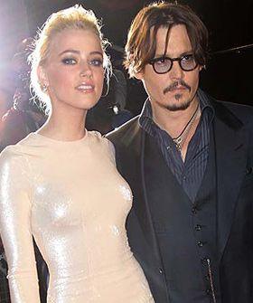Johnny Depp And Amber Heard Get Back Together Johnny Depp And Amber Johnny Depp Amber Heard