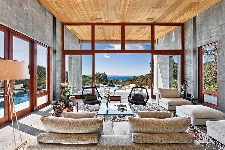 Toro Canyon Residence by Shubin + Donaldson Architects