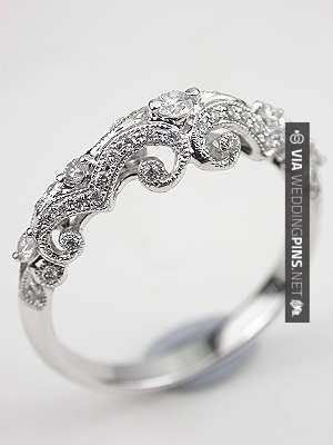 Neato Vintage Wedding Band Check Out More Cool Templates For Non