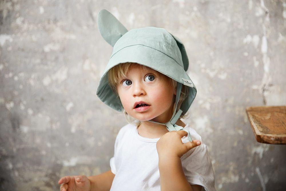 8342338d8ca Elodie Details - Sun Hat, Mineral Green | ATELIER DREAMS SS19 | Hats ...