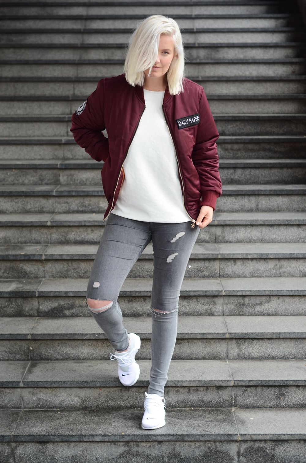 nike air presto breathe qs  streetstyle streetwear
