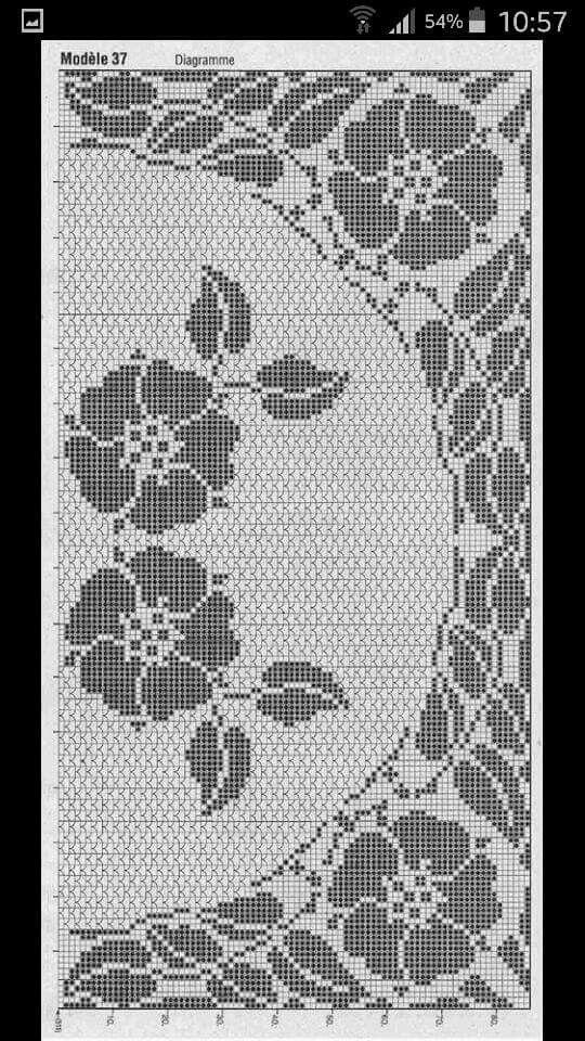 Pin de susana alvarez en Tablecloth manteles | Pinterest | Croché ...