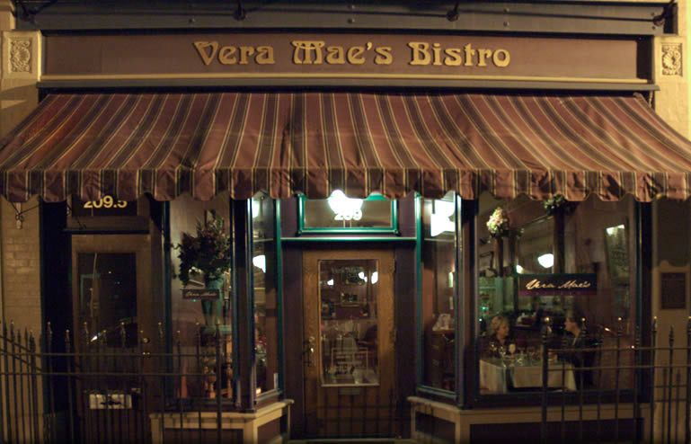 Vera Maes Bistro Muncie Restaurants Happy Hour Pinterest