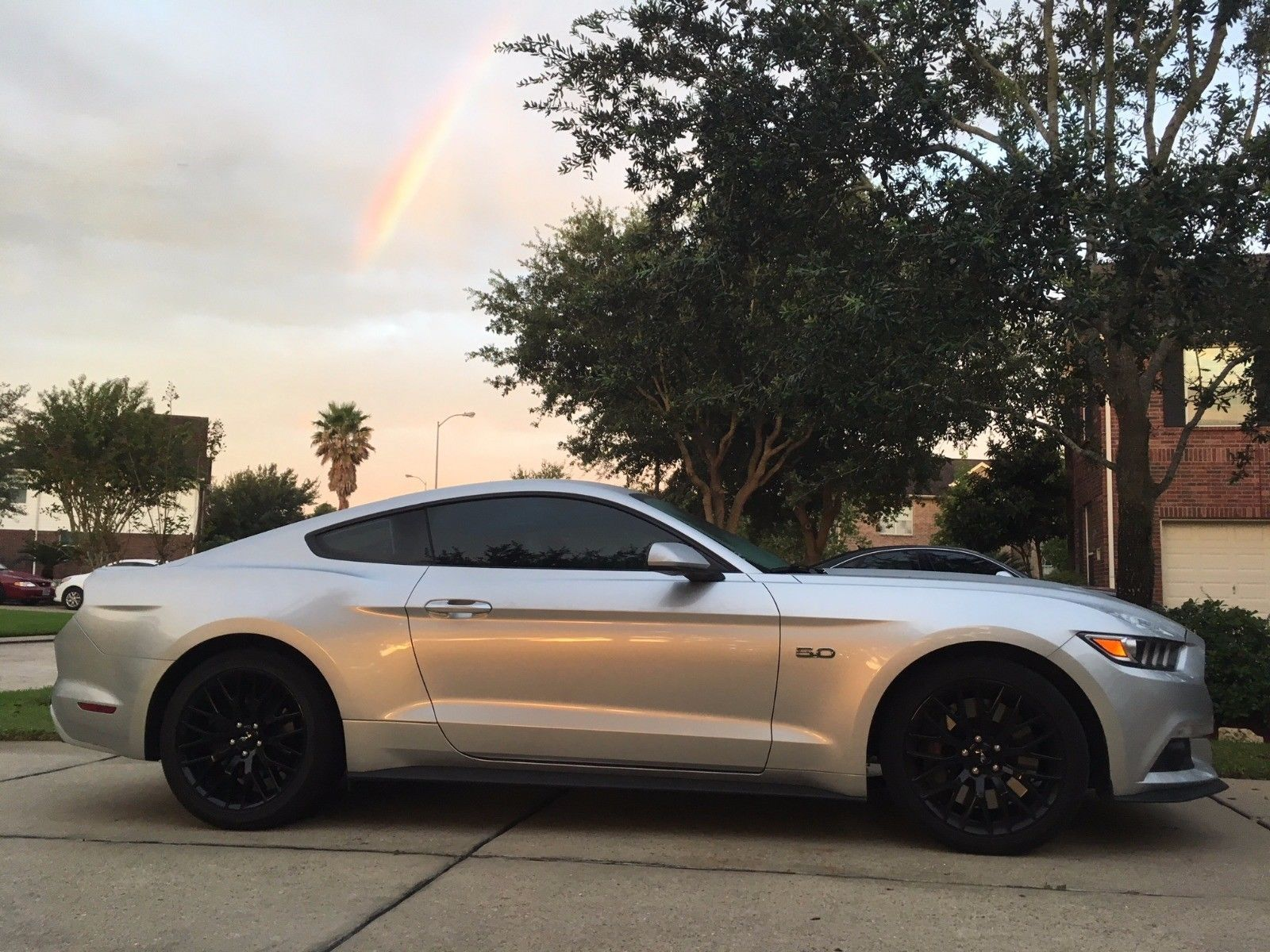 Nice Amazing 2015 Ford Mustang Gt 2015 Ford Mustang Gt Silver