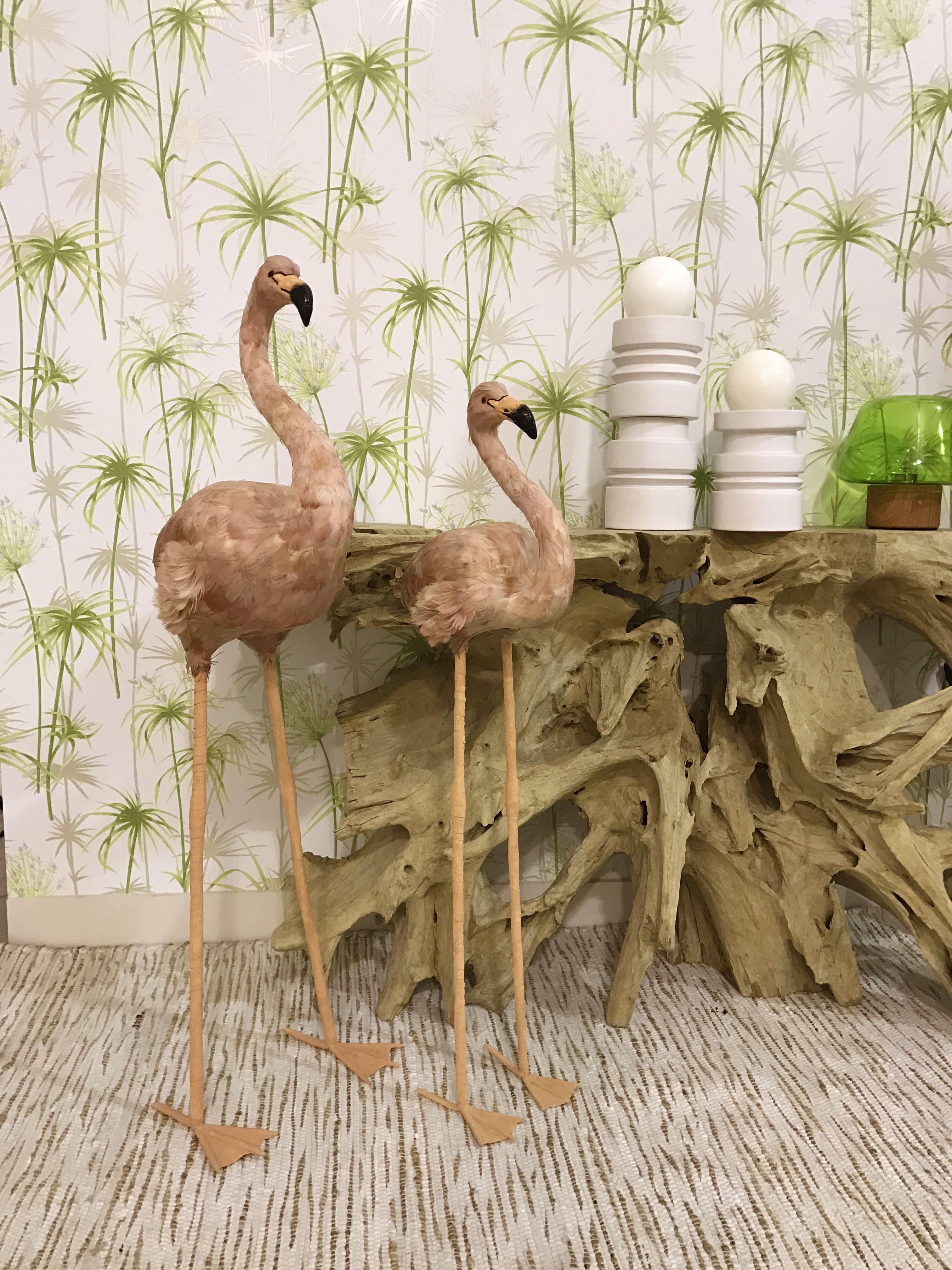 La Tendance Tropicale Souffle Comme Un Vent De Fraicheur Dans La Maison On Aime Son Exotisme Son Esprit Vacances S Decoration Tropical Decoration Scandinave
