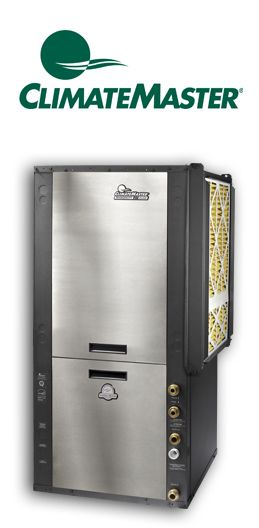 Climatemaster Geothermal Solutions Green Energy Hvac Products Geothermal Heating Heat Pump System Geothermal Energy