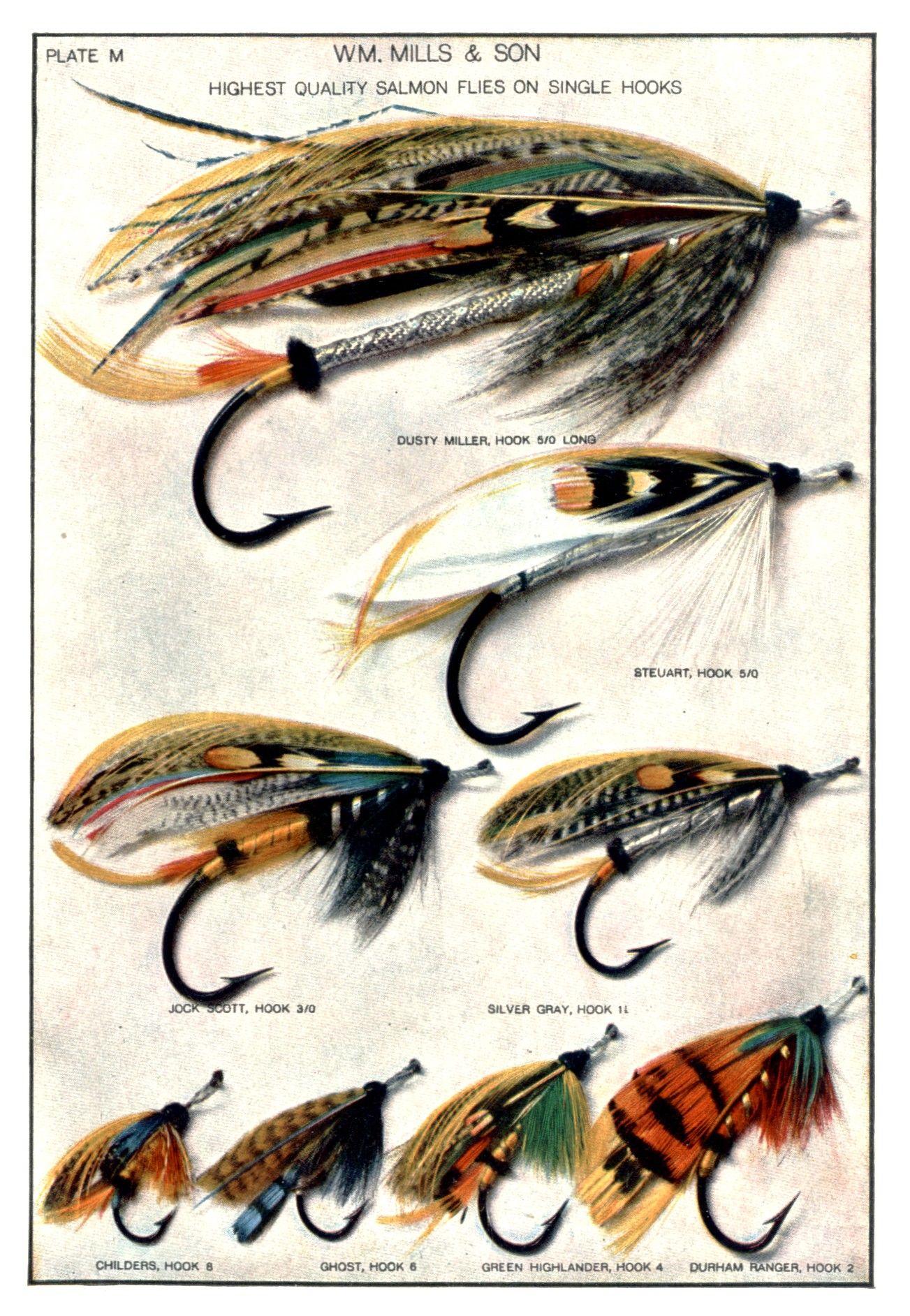 Salmon Flies Fly Fishing Flies Pattern Fly Fishing Books Fly Fishing