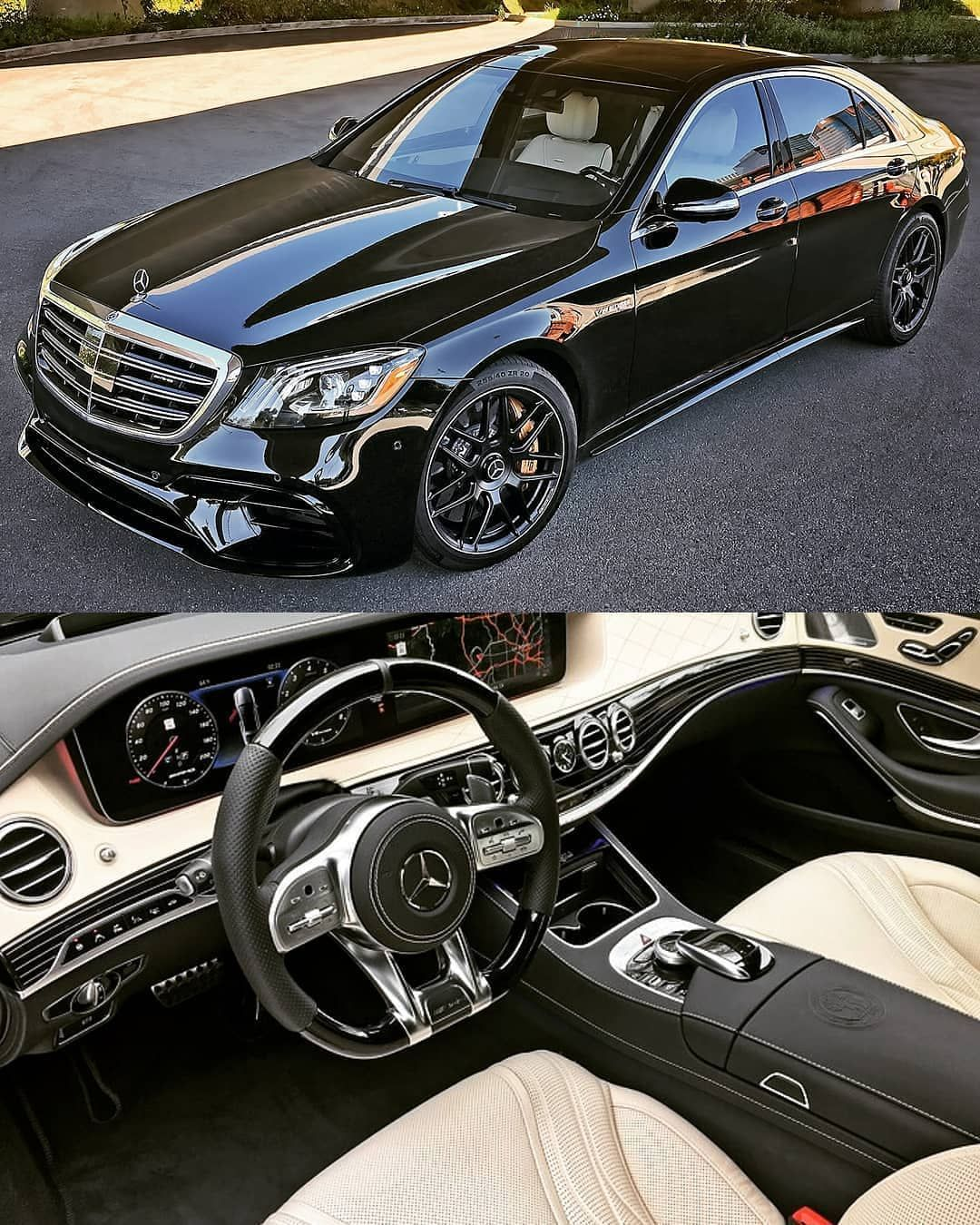 Mercedes Benz Amg S63 Follow Uber Luxury For More Via