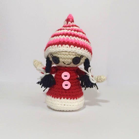 CROCHET PATTERN Halloween Crochet pattern Christmas   Crochet ...